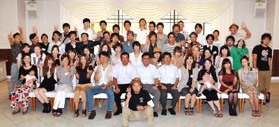 津山市立津山西中学校1998年卒業生同窓会