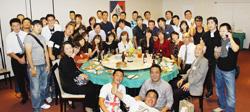 横浜市立新井中学校1988年卒業生同窓会