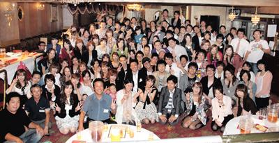 木曽川町立木曽川中学校1998年卒業生同窓会