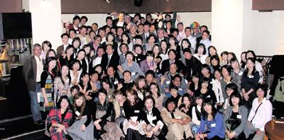 東大阪市立新喜多中学校1980年卒業生同窓会