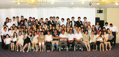 千葉市立天戸中学校2003年卒業生同窓会