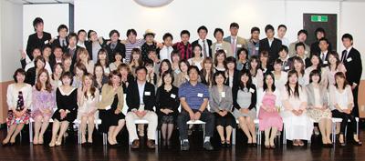 堺市立上野芝中学校1998年卒業生同窓会