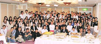 笠松町立笠松中学校1986年卒業生同窓会