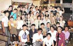 相模原市立新宿小学校1995年卒業生同窓会